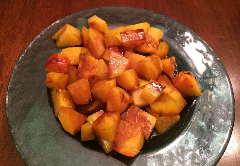 Golden beet recipe