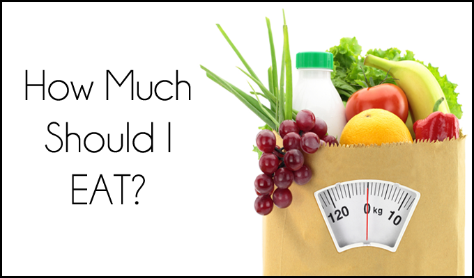 How much Fruit and Vegetables Should I Eat?