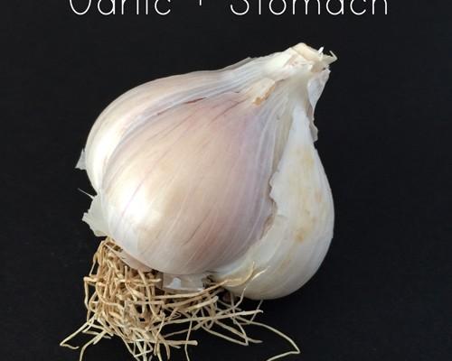 Garlic-Makes-Stomach-Ache